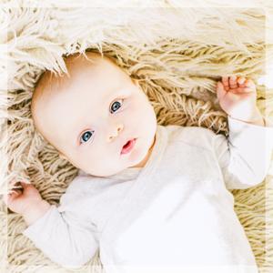 asymetria u niemowląt